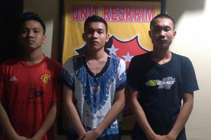 Polsek Binjai Kota tangkap tiga pelaku penganiayaan