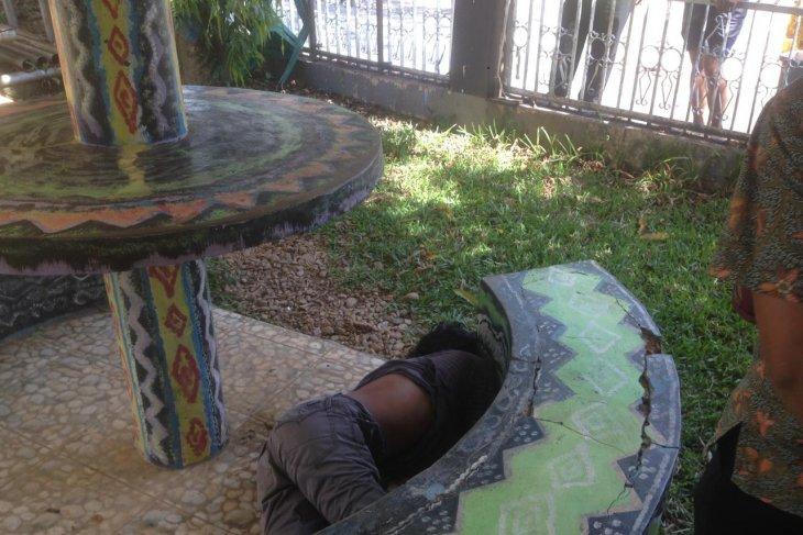Warga Kayu Abang, Angkinang meninggal di Lapangan Lambung Mangkurat