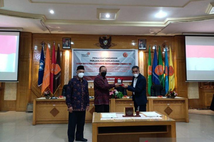 Universitas Jambi menggandeng Telkom untuk pelaksanaan PKL mahasiswa