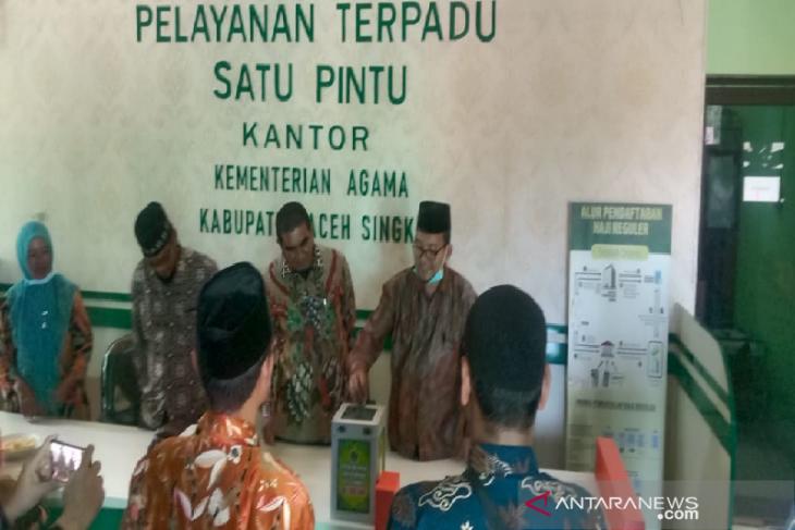 Kemenag Aceh Singkil luncurkan program infaq ASN Rp 1.000 per hari