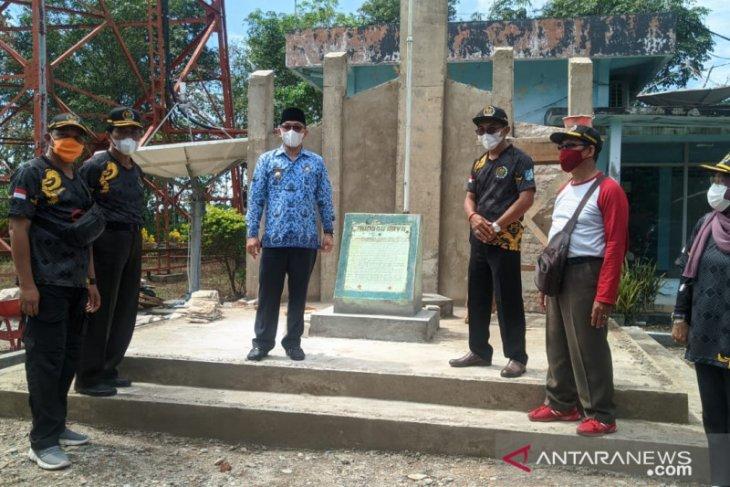 Wabup HSS : Renovasi Tugu Munggu Raya capai 80 persen