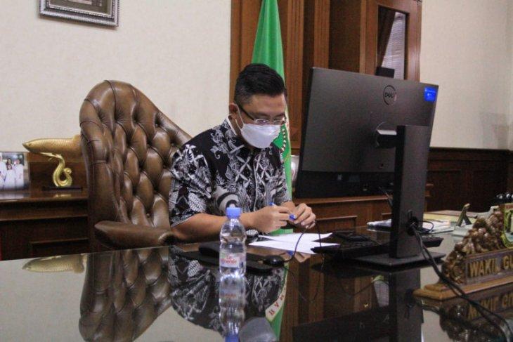 Pemprov Banten targetkan 200 ribu peserta vaksinasi serentak akhir Juni