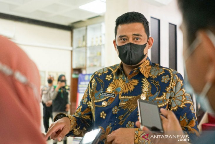 HMI Medan minta Wali Kota hapus tender proyek infrastruktur