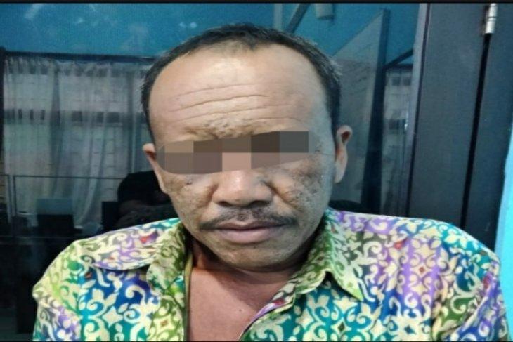 Polisi bekuk pencuri 130 janjang kelapa sawit