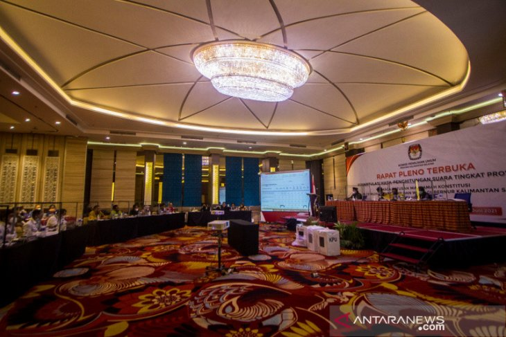 Sahbirin Noor kalahkan Denny Indrayana di PSU Pilgub Kalsel 2020