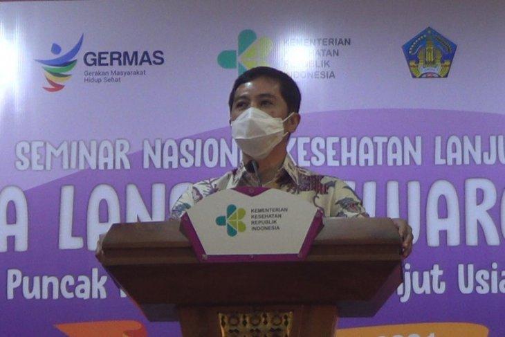 Wamenkes apresiasi vaksinasi lansia di Bali 93 persen (video)