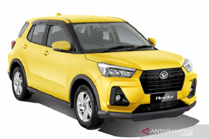 Daihatsu Rocky 1.2L resmi meluncur di Indonesia, ini harga jualnya