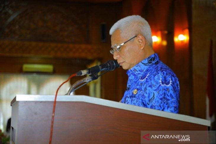 Bupati Asahan paparkan  ranperda RPJMD tahun 2021-2026
