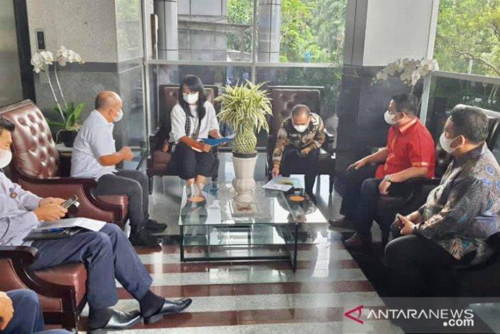 Walikota Pangkalpinang sampaikan beberapa usulan pembangunan ke Kementerian PUPR