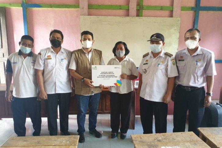 PLN peduli bantu perbaiki sekolah di Sanggau