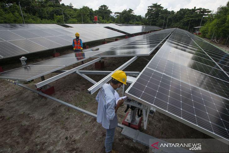Pelaku usaha di Jateng didorong manfaatkan energi surya