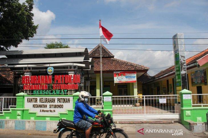Sekretaris terpapar COVID-19, kantor Kelurahan Patokan Situbondo ditutup