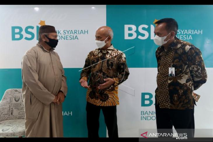 Dewan UKM Aceh minta BSI gencarkan sosialisasi program pembiayaan UMKM