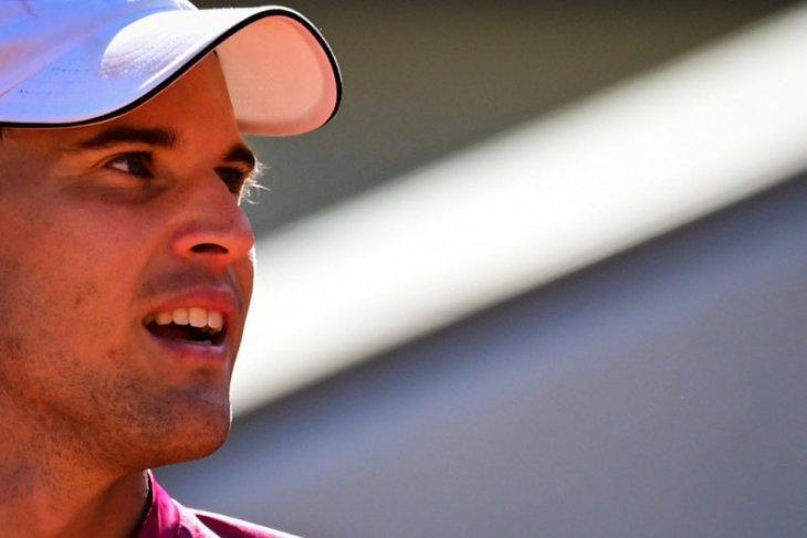 Cedera pergelangan tangan memaksa Thiem mundur dari Wimbledon