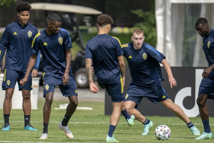 Preview Euro 2020:  Swedia vs Slovakia