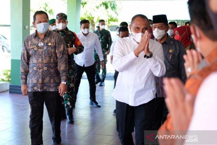 Wali kota optimis desa di Padangsidimpuan produktif