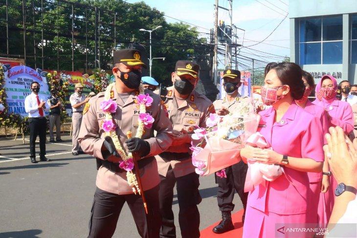 AKBP Budi Hermanto jabat Kapolresta Malang Kota