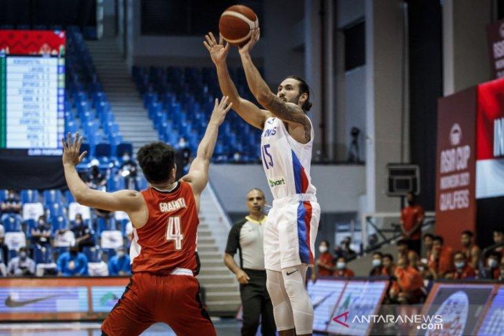 Indonesia kalahkan Thailand 86-69 di kualifikasi FIBA Asia Cup 2021
