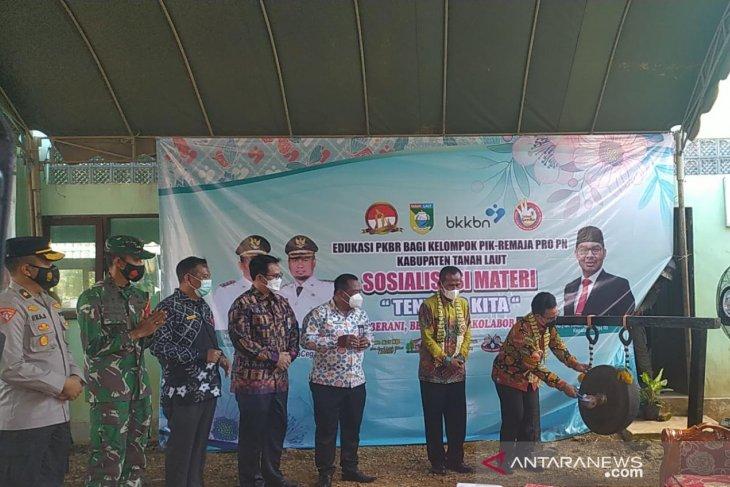 BKKBN-RI apresiasi pencegahan stunting di Tanah Laut