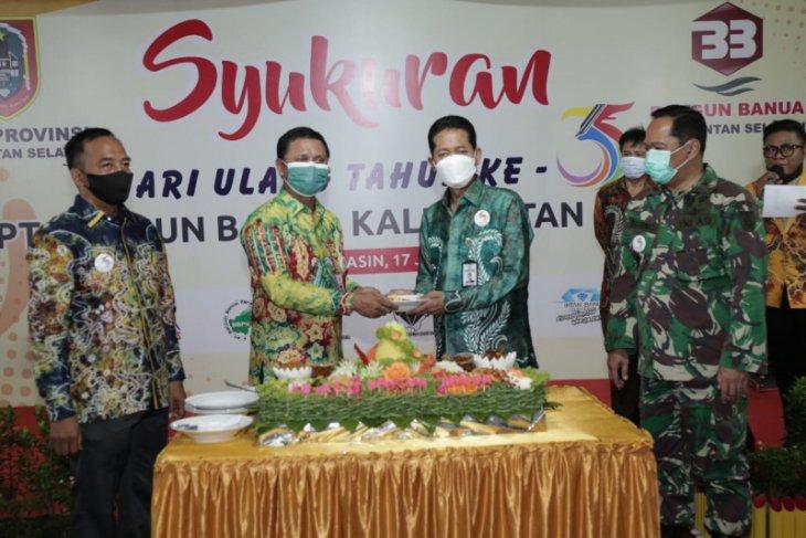 PJ Gubernur harapkan Bangun Banua berkontribusi lebih besar untuk PAD