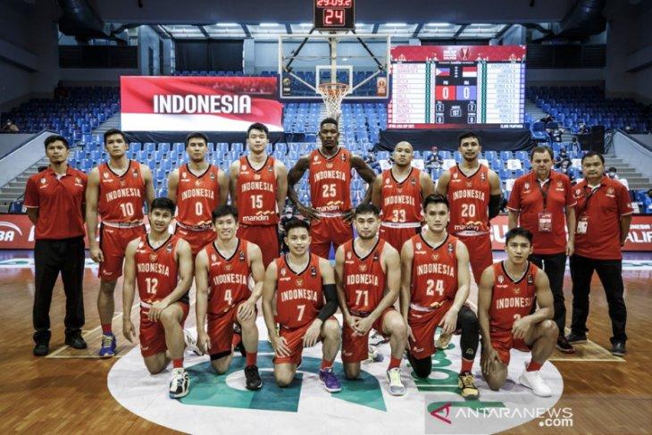 Inilah PR Timnas Basket  jelang FIBA Asia Cup 2021