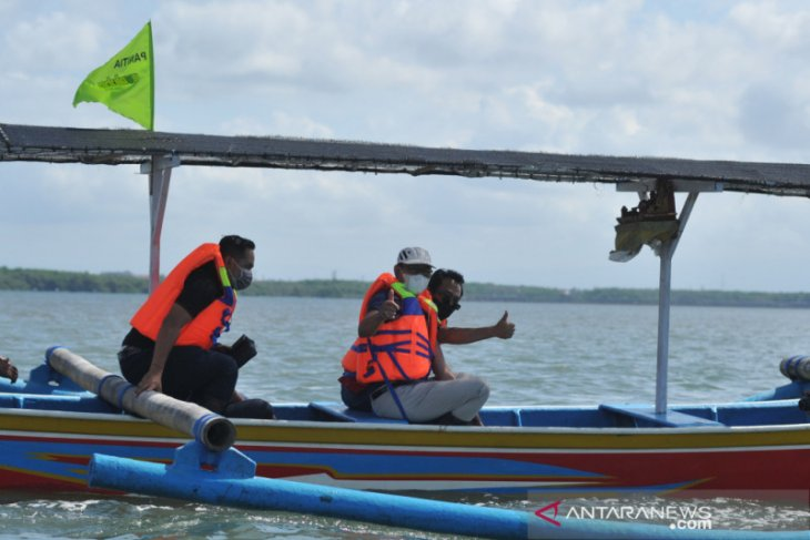 Pemkab Badung apresiasi  nelayan lestarikan mangrove