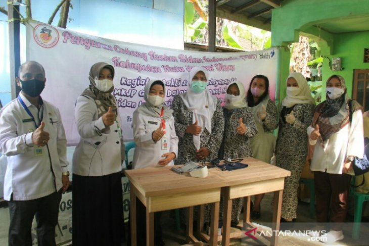 Anisah apresiasi mitra kerja pembangunan keluarga berencana