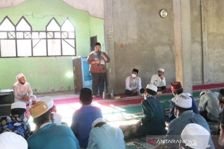 Kunjungi Al Azhar Bi'ibadih, Bupati Tapsel temui Ahmad Akbar juara hafiz quran STQH Sumut
