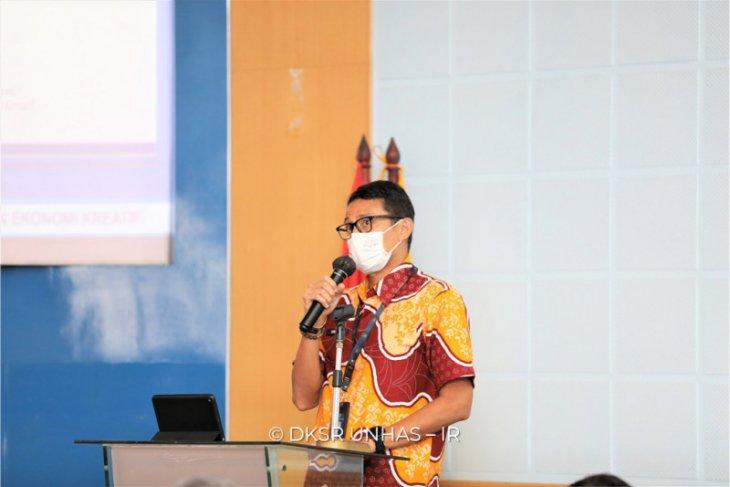 Sandiaga Uno paparkan strategi pemulihan pariwisata