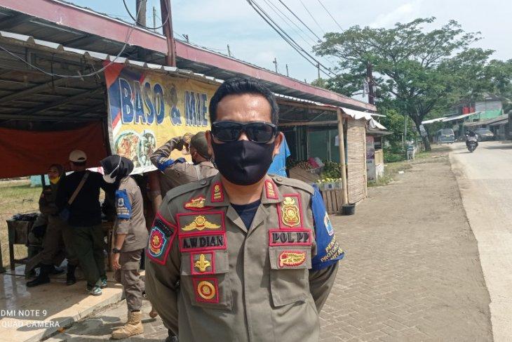 Petugas PPKM di Kabupaten  Lebak optimalkan operasi masker