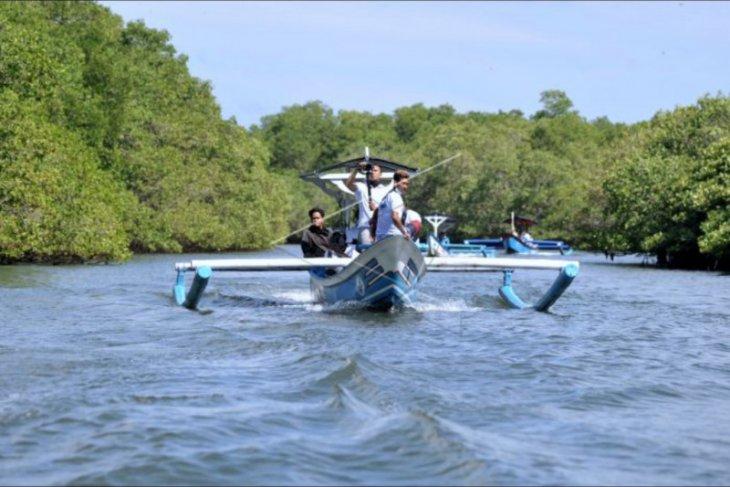 Edukasi dan ekowisata hutan bakau Kedonganan
