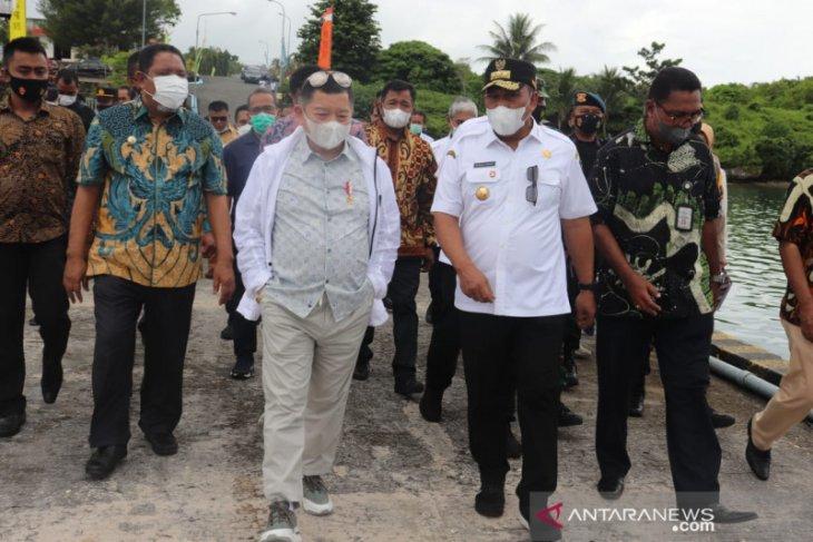 Kepala Bappenas inginkan Maluku miliki pasar ikan internasional begini penjelasannya