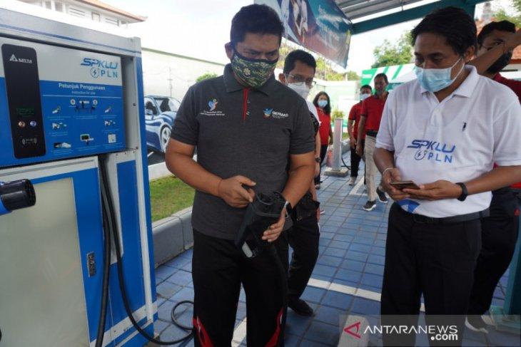 PLN-Dishub Bali targetkan 1.000 motor listrik dan 100 mobil listrik pada 2021