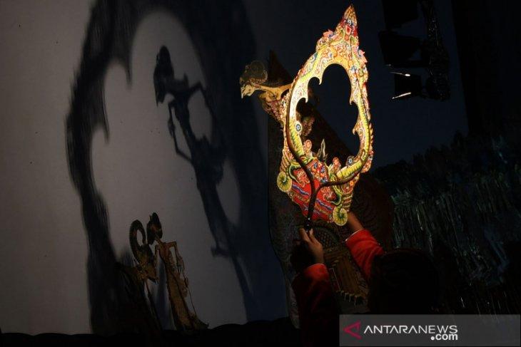 Parade Dalang Bocah Tingkat Jawa Timur