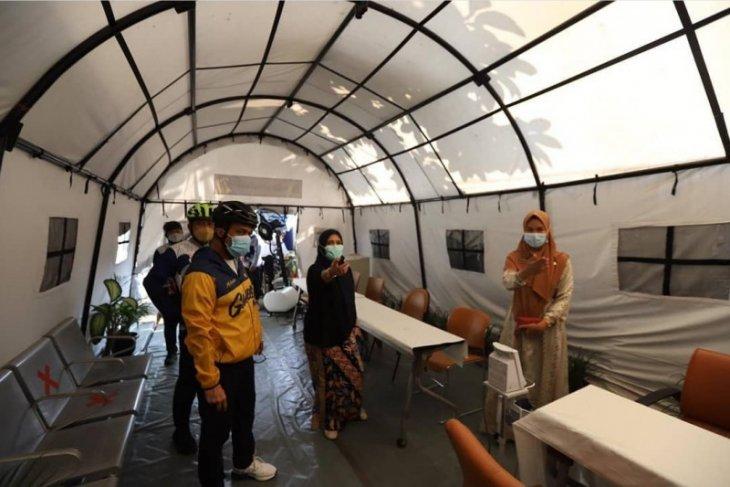 Pemkot Jakarta Timur targetkan 29.000 vaksinasi COVID-19 per hari