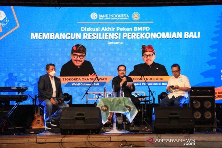 Wagub Bali minta masyarakat optimis pariwisata bisa tumbuh