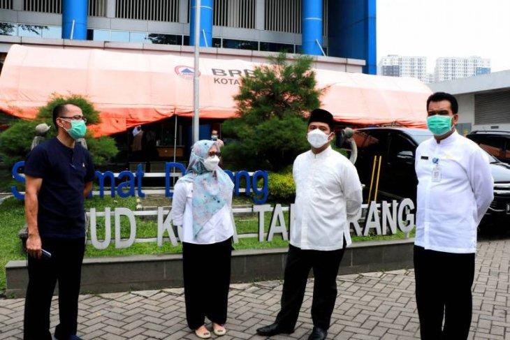 Jumlah kasus meningkat, RSUD Kota Tangerang ditetapkan jadi RS khusus COVID-19