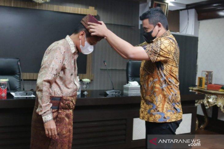 43 persen dari target 1,3 juta warga Medan sudah divaksin