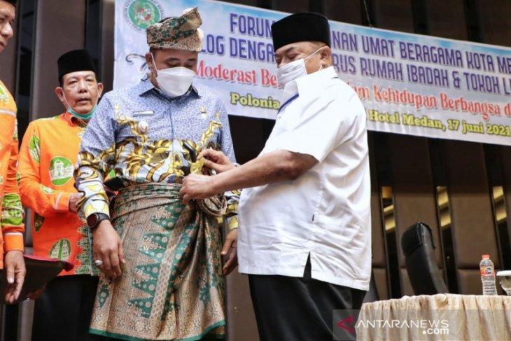 Pemkot: FKUB jadi teladan bina keharmonisan umat beragama di Medan