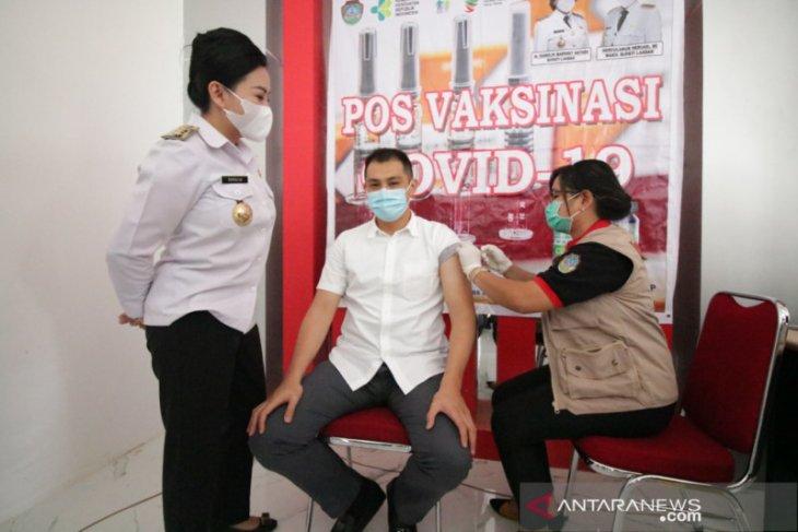 Kabupaten Landak siap sukseskan program 1 juta vaksin perhari