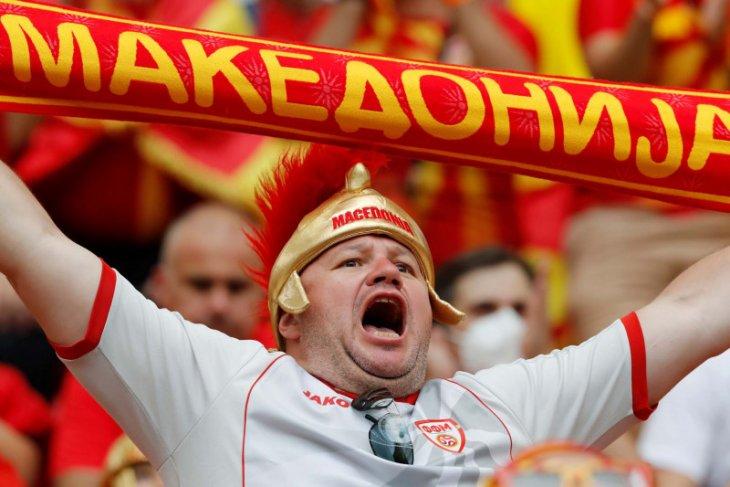 Tersingkir di Euro 2020, pelatih Makedonia Utara mengundurkan diri