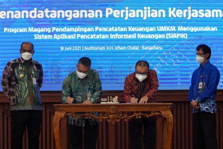 Pemprov Kalsel, BI dan ULM bersinergi untuk mengembangkan UMKM