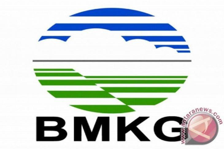 BMKG keluarkan peringatan hujan disertai kilat dan di beberapa wilayah