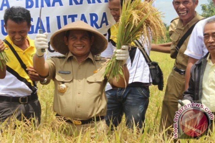 Pemkab Hulu Sungai Utara upayakan penyaluran benih padi subsidi lebih awal