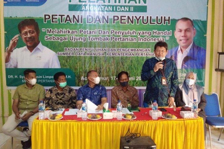 Komisi IV DPR RI sebut pelatihan BPPSDMP sebagai upaya melahirkan SDM pertanian yang handal