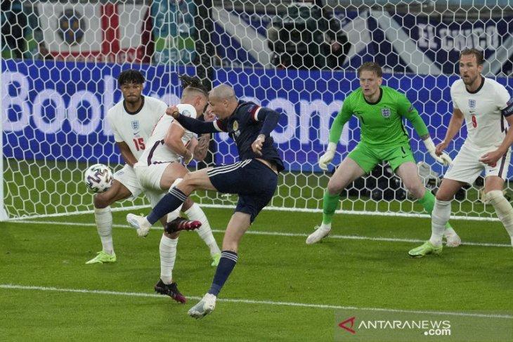 Euro 2020, berikut preview  Skotlandia vs Kroasia