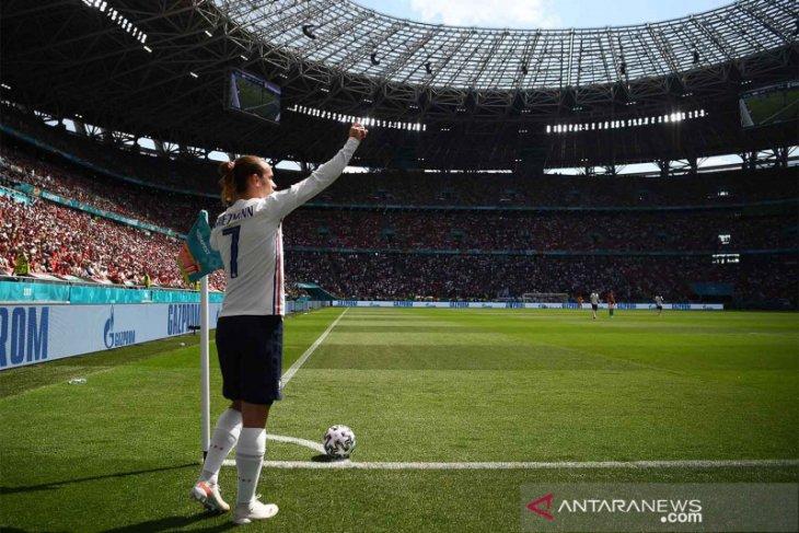 Euro 2020: Menurut Griezmann penonton jadi faktor Prancis hanya bisa seri 1-1