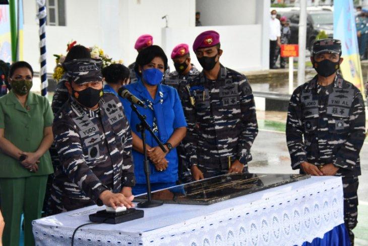 Kasal  Kesatrian Tawiri Ambon salah satu upaya tingkatkan kinerja begini penjelasannya
