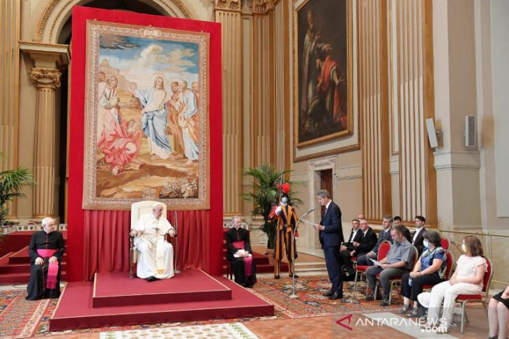 Pertama kali, Vatikan ungkap kekayaan properti