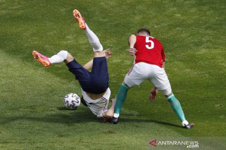Euro 2020: Deschamps puas, Attila Fiola sebut Hunggaria fantastis